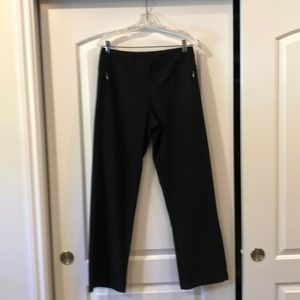 "Lucy ""Everyday Collection"" black yoga pants"